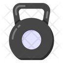 Girya Kettlebell Weightlifting Icon