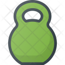 Kettlebell Lift Wheight Icon