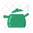 Kettles Soup Hot Icon