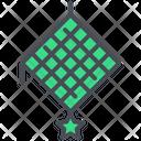 Ied Ketupat Muslim Icon