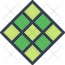 Ketupat Kupat Eid Icon