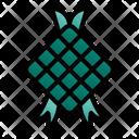 Ketupat Icon