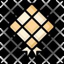 Ketupat Kareem Ramadhan Icon
