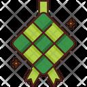 Ketupat Food Eid Icon