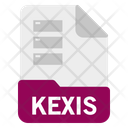 Kexis File Icon