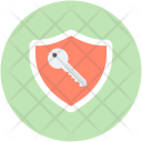 Key Sign Protection Icon