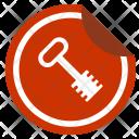 Key Access Enter Icon