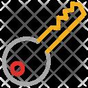 Key Password Secure Icon