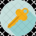Key Access Door Icon