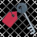 Tags Key Web Icon