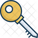 Key Password Unlock Icon