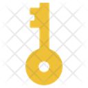 Key Access Secure Icon