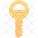 Key Access Safety Icon