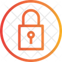 Key Lock Padlock Icon