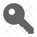 Key Access Security Icon