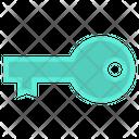 Key Pin Password Icon