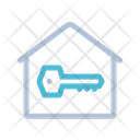 Security Smart Home Home Icon