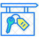 Key Home Key House Key Icon