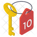 Key Access Master Key Icon