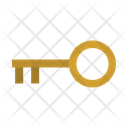 Open Password House Key Door Keys Icon