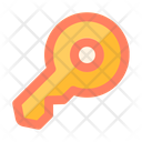 Key Security Protection Icon