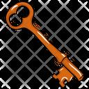 Key Access Key Lock Key Icon