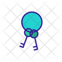 Cyber Security Key Icon