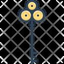 Key Clef Latchkey Icon