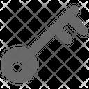 Seo Key Password Icon