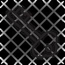 Key Lock Protection Icon