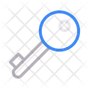 Key Lock Private Icon