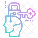 Key Success Protect Icon