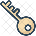 Key Password E Learning Icon