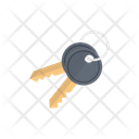 Key Lock Access Icon