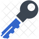 Key Password Unlock Icon