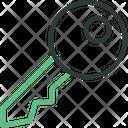 Key Access Accessable Icon