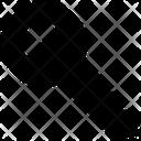 Key Access Cyber Icon