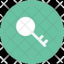 Key Lock Secure Icon