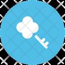 Key Lock Safety Icon