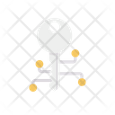 Key Lock Codding Icon
