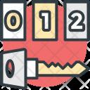 Key Numeric Code Icon