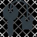 Key Keychain Agent Icon
