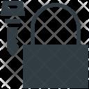Key Padlock Security Icon