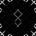 Key Hole Secure Icon