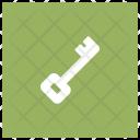 Key Lock Privacy Icon