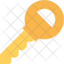 Key Lock Locked Icon