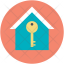 Key Home Access Icon
