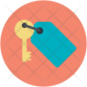 Key Lock Access Icon