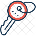 Key Access Approach Icon