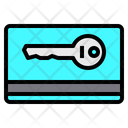 Key Card Key Card Icon